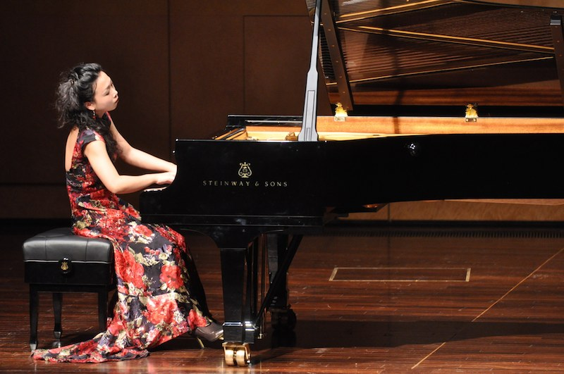 Chinese pianist Di Xiao named Alumni of the Year