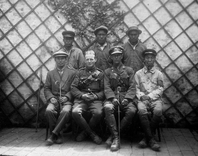 Chinese Labour Corps (CLC)