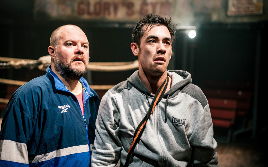 Making it Big – Josh Hart talks ahead of Nick Ahad's Glory at the Belgrade Theatre