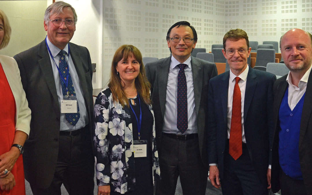 Roads to China – Strategies for Building Effective relationships Between the West Midlands and China