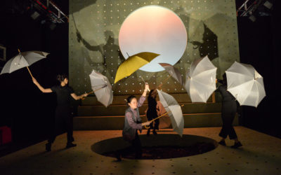 Belgrade Theatre Coventry To Stream Amy Ng's Under The Umbrella