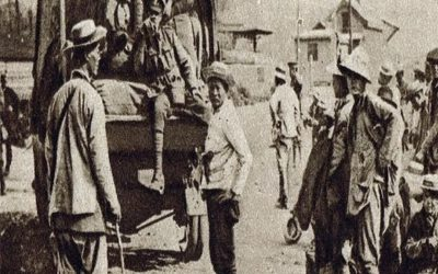 The Chinese Labour Corps